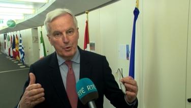 'Ní bheidh socrú déthaobhach idir Éire agus an Bhreatain'-Barnier