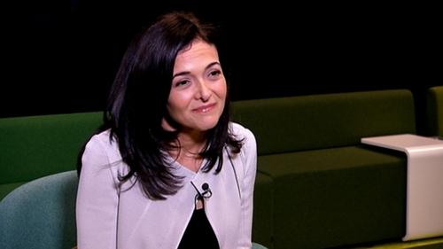 Sheryl Sandberg - Shared her happy news on Instagram