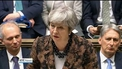 May to hold discussions with DUP, EU over Brexit backstop