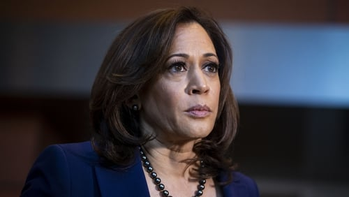 Democratic Sen. Kamala Harris jumps into 2020 presidential race