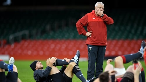 Warren Gatland is currently preparing Wales for the final time in the Six Nations