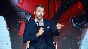 Ryan Reynolds is currently in Beijing promoting Deadpool 2