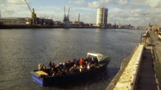 Final Liffey Ferry