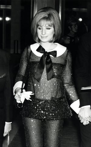 Barbra Streisand in Anrold Scassi (1969)
