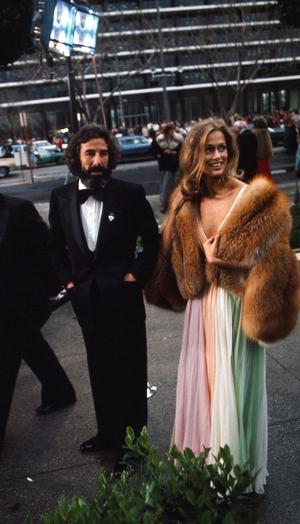 Lauren Hutton in Halston (1975)