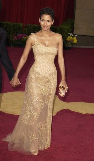 Halle Berry in Elie Saab (2003)