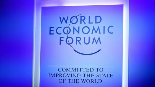 The World Economic Forum's annual meeting in Davos has been postponed until early summer