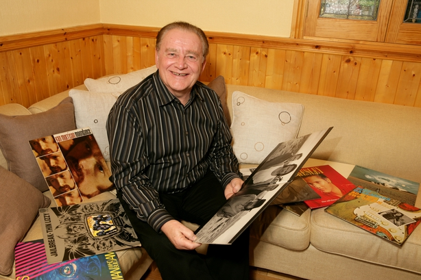 Larry Mullen pens heartfelt tribute to Larry Gogan