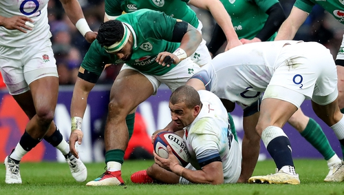 Six nations: Joseph added to England Six Nations squad
