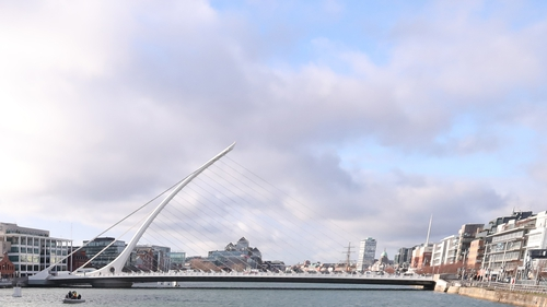 Dublin employment figures are at a 20 year high, with a total of 696,200 people employed in the city