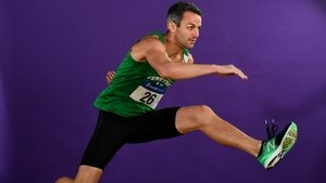 Thomas Barr has secured three podium finishes at four Diamond League events this year
