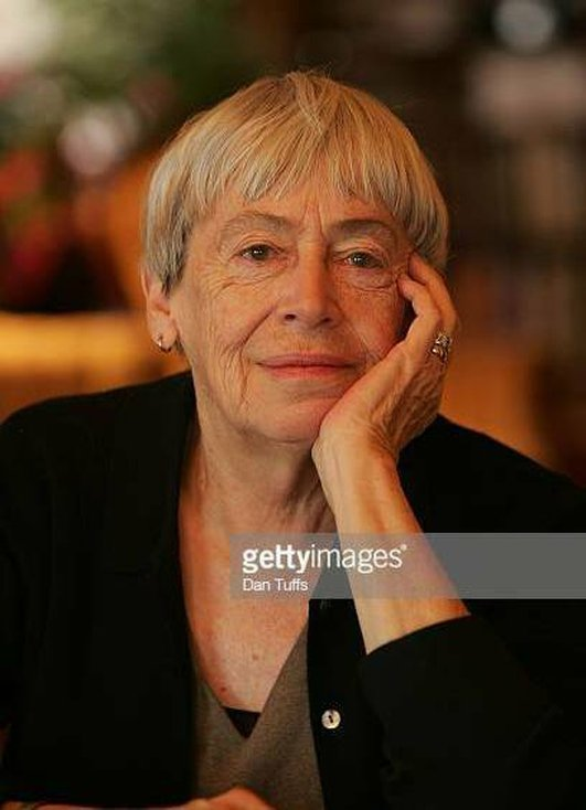 A profile of Ursula K le Guin