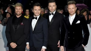 "Mark Feehily says Westlife's image was ""unrealistic"""