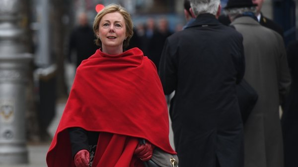 Senator Regina Doherty spoke to Aisling Kenny about the lack of women in politics