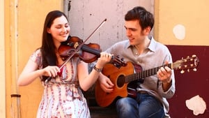 Zoe Conway and John McIntyre play this year's Temple Bar Tradfest