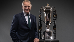 Ireland Head Coach Joe Schmidt at the Six Nations 2019 launch