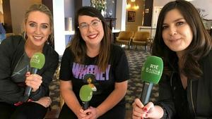 Podcast presentersSiún Ní Dhuinn, Sinead Ní Uallacháin,  and Áine Ní Bhreaslai are bringing their show, Beoar Éigean, to RTÉ Radio 1.