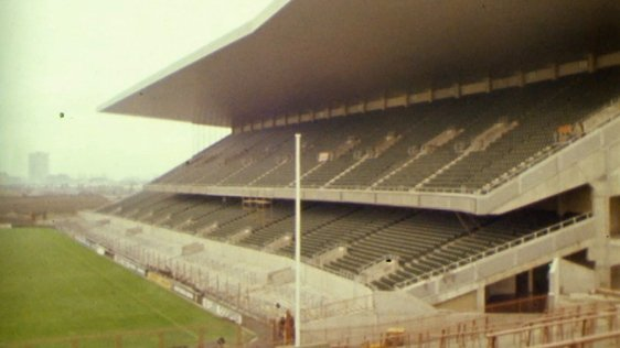 Lansdowne Road New Stand (1984)