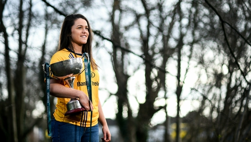 Monaghan's Muireann Atkinson will attempt to retain the O'Connor Cup with DCU this year