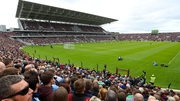 Páirc Uí Chaoimh staged the Liam Miller Tribute match last September