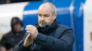 Steve Clarke is currently in charge of Kilmarnock