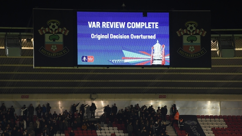VAR will be used in the Africa Cup of Nations