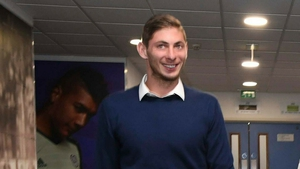 Emiliano Sala and pilot David Ibbotson were flying to Cardiff when their plane went missing