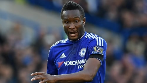 Mikel spent 11 years at Chelsea