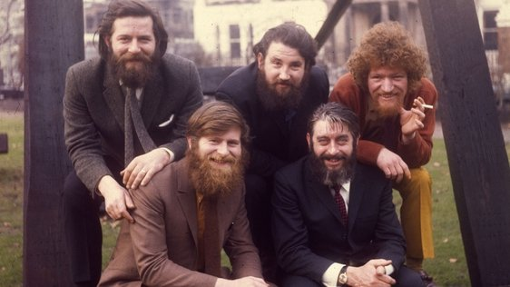 The Dubliners (c 1970) Getty images 3066732