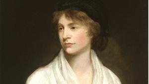 Portrait of Mary Wollstonecraft (1759-1797)