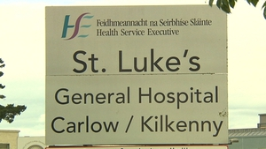 The man was treated at the scene of the incident and was brought to St Luke's General Hospital in Co Kilkenny but waspronounced dead a short time later