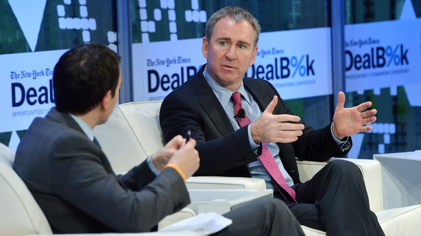 Billionaire Ken Griffin pays record $238m for Manhattan apartment