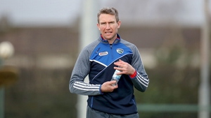 Eddie Brennan took over the Laois hurlers in September