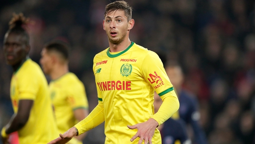 Emiliano Sala had just signed for Cardiff City