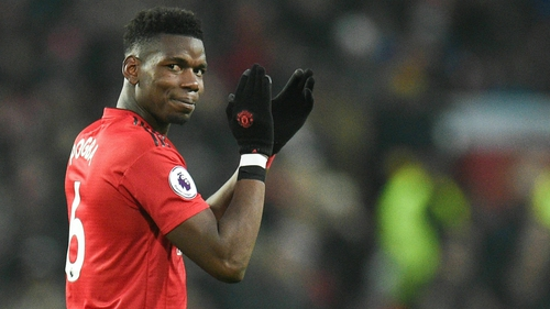 Paul Pogba's future remains in the balance