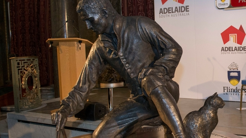 Matthew Flinders published 'A Voyale to Terra Australis'