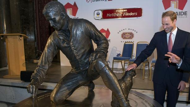 Remains of Australia explorer Captain Matthew Flinders found in HS2 dig