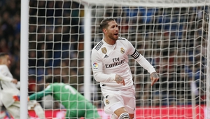 Sergio Ramos steadied the ship for Real Madrid
