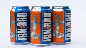 AG Barr, which makes the Scottish fizzy drink Irn-Bru, today posted a near 63% slump in half-year profits
