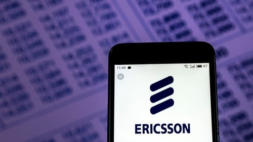 The Swedish company has staked its recovery on rising demand for 5G equipment