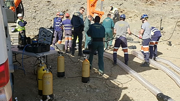 Spanish boy found dead in borehole after 13-day search