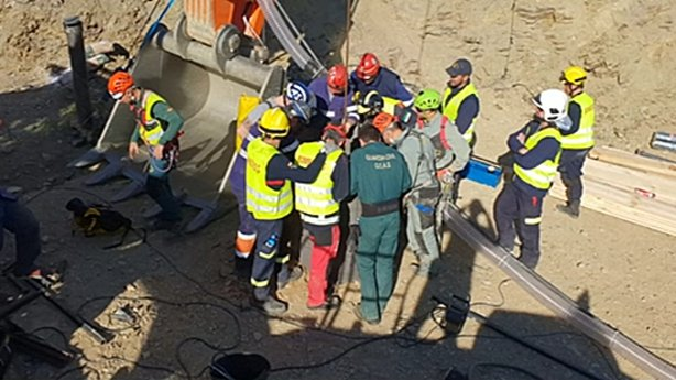 Miners efforts to reach toddler trapped in well enters final phase