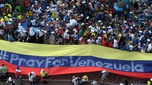 Venezuela's political crisis intensified this month after Juan Guaido declared himself interim-president