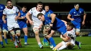 Leinster meet Ulster in the Aviva Stadium on 30 March