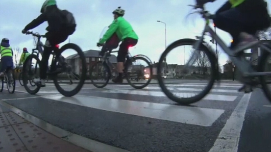 New cycling laws 'a step in the right direction'