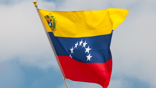 Today is a national holiday in Venezuela for independence day celebrations