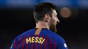 """Lionel Messi: """"I send all my strength and support to his family and friends."""""""