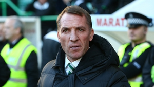 """Celtic manager Brendan Rodgers: """"If another player doesn't walk in the building we have a fantastic squad"""""""