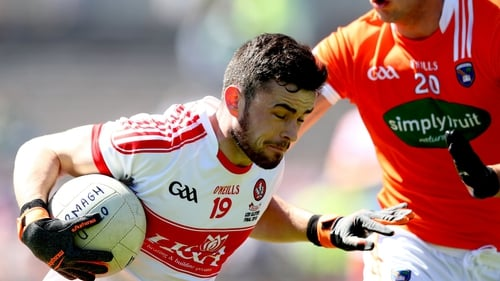 Eoghan Concannon could be crucial for Derry's hopes