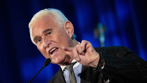 Roger Stone Won't Get New Trial, Judge Rules After Disputes